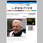 The Positive Nov 2012 Savile scandal prompts thousands to come forward and face recovery