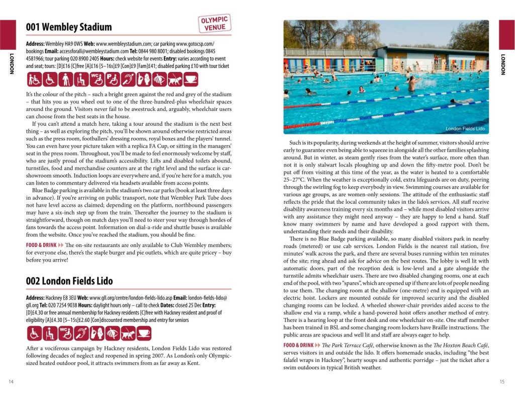 The Rough Guide | July 2011